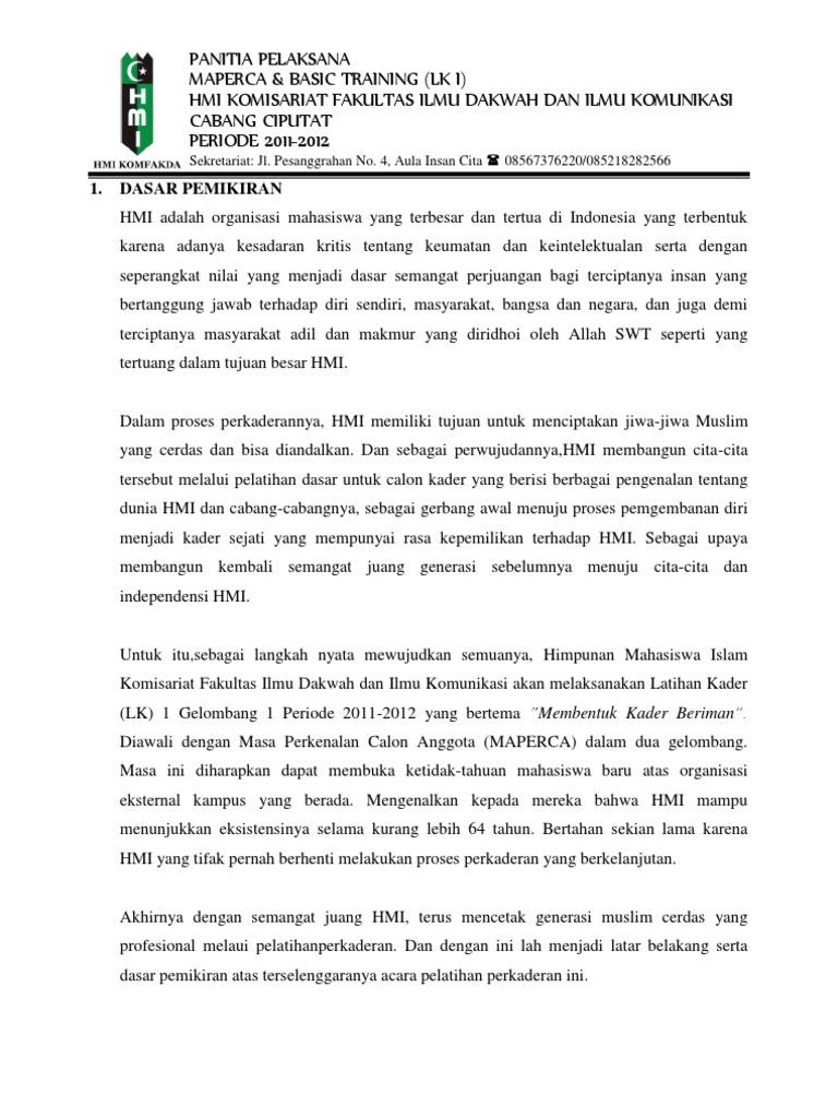 Proposal Lk 2011 2012 2