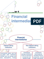Chapter 4 Financial Intermediaries