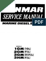 Yanmar Service Manual_1GM(10L) 2GM(F)(L) 3GM(D)(F)(L)