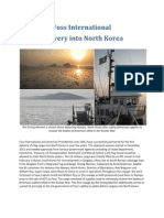 DPRK-Foss International Delivery Into North Korea (01)