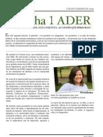 2da Ed Newsletter ADER 2009