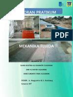 Cover Laporan Pratikum Mekanika Fluida