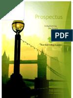 WECL Prospectus