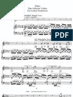 Gustav Mahler - Des Knaben Wunderhorn - Das irdische Leben