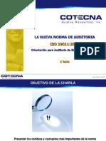 Nueva Norma ISO 19011