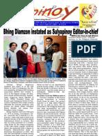 October Sulyapinoy Issue (2011)
