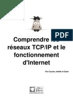 346829 Comp Rend Re Les Reseaux Tcp Ip Et Ie Fonctionnement d Internet