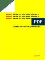 B-63523 EN manual de conecção GE-FANUC SERIES 16i, 18i e 21i