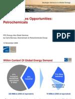Petrochemicals - PFC Energy - Abu Dhabi (12th Nov. 2009)