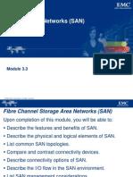 04 Fibre Channel Storage Area Networks