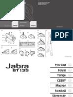 BT135 User Manual EMEA
