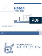 Sea Cluster Business Map Summary Final Alexey Zak