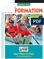 CPD Funformation Summer 2012