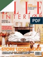 EBOOK_Home - Interior Decorating - ELLE Interior Magazine - August