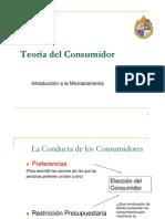 PPT Teoría del consumidor