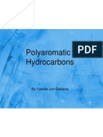 Polyaromatic Hydrocarbons