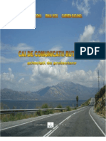 Manual - Cai de Comunicatii Rutiere - Principii de Proiectare
