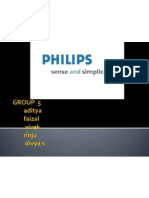 Major Competitors of Philips