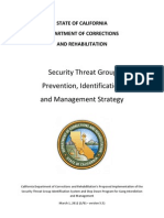 Security Threat Group Prevention Identification and Management Model V5 5 03-01-2012