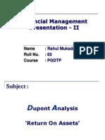 Dupont Presentation