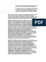 Aborto No Punible-Sentecia CSJN 13-3-2012