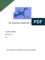 European Mondetary Fund