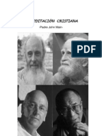 MEDITACIÓN  CRISTIANA LEGADO DE P JOIN MAIN