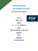 Creación de un calendario en CorelDRAW