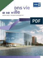 Rapport Annuel-Document de Icade 2011