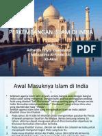 Perkembangan Islam Di India