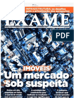 Exame - Um Mercado Sob Suspeita