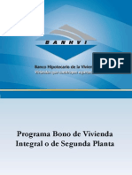 Presentación Bono Segunda Planta Manuel Párraga (14 Marzo 2012)