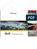 A Management Project on GMR