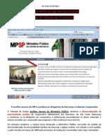 Site do Mpsp Cita a  Desconsideração da Bancoop