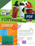 Fundraiser 2012 Brochure