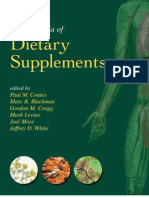 Encyclopedia of Dietary Supplement 1