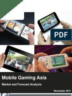 Mobile Gaming Asia