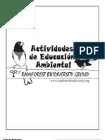 Manual de Actividades de Educacion Ambiental