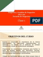 AEA 122 clase 1