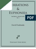 Aberrations & Euphoniea Vol 1