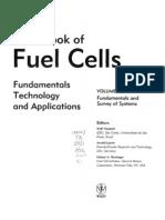 Handbook of Fuel Cells
