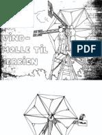 Sail Windmill for Serbia - Freja DK 1978.