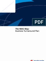 Mas Turnaround Plan