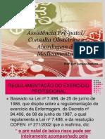 Assistência Pre-natal_Consulta Obstetrica_Abordagem Medicamentos