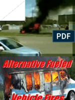 Alternative Fueled Vehicle Fires