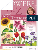 Flower a to Z With Donna Dewberry