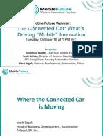 Connected Car Webinar
