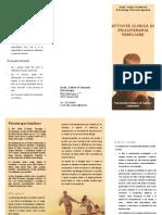 Brochure Terapia Familiare
