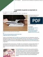 (Publique aquele livro guardado na gaveta ou arquivado no computador sem gastar - Yahoo! Notícias Brasil)