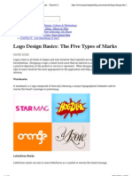 » Logo Design Basics_ The Five Types of Marks __ Positive Space Blog